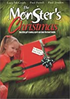 Monster's Christmas [DVD]