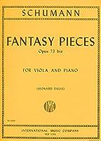 SCHUMANN - Piezas de Fantasia Op.73 para Viola y Piano (Davis)