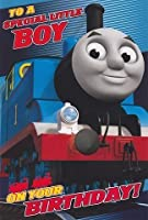 Thomas and Friends–Special Boy誕生日カード–ポップアップ