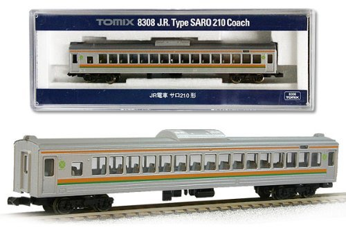 Nゲージ車両 サロ210 8308
