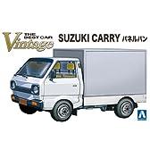 青島文化教材社 1/24 ザ・ベストカー ヴィンテージ No.70 ST30 キャリイトラック パネルバン