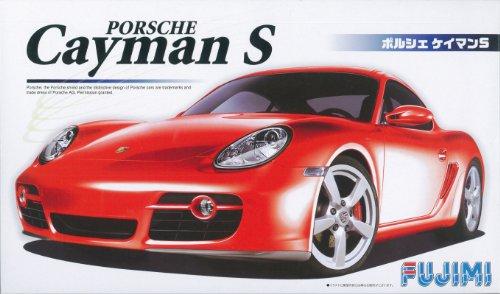 1/24 リアルスポーツカーシリーズ SPOT ポルシェ ケイマンS デラックスエッチング付き