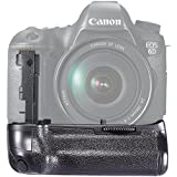NEEWER バッテリーグリップ/バッテリーケース BG-E13と同じファンクション Canon EOS 6D 対応【並行輸入品】