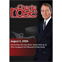 Charlie Rose (August 3, 2004) [並行輸入品]