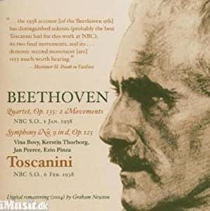 Toscanini Conducts Beethoven Sym. 9 (2004-12-28)