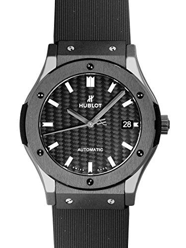 [ウブロ] HUBLOT 腕時計 クラシックフュージョン ブラックマジック 45ミリ 511.CM.1771.RX メンズ 新品 [並行輸入品]