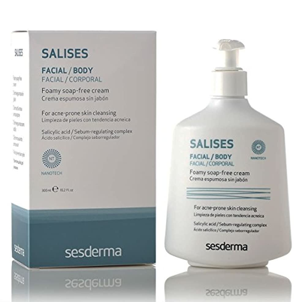 コントローラケニアSesderma Salises Foamy Cream Without Soap 300ml [並行輸入品]