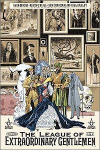 リーグ・オブ・エクストラオーディナリー・ジェントルメン (Vol.1) (JIVE AMERICAN COMICSシリーズ)の詳細を見る