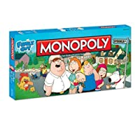 Family Guy Monopoly [並行輸入品]