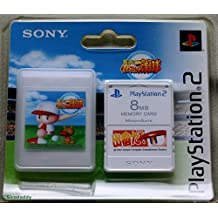PlayStaion2専用メモリーカード (8MB) PremiumSeries 実況パワフルプロ野球11