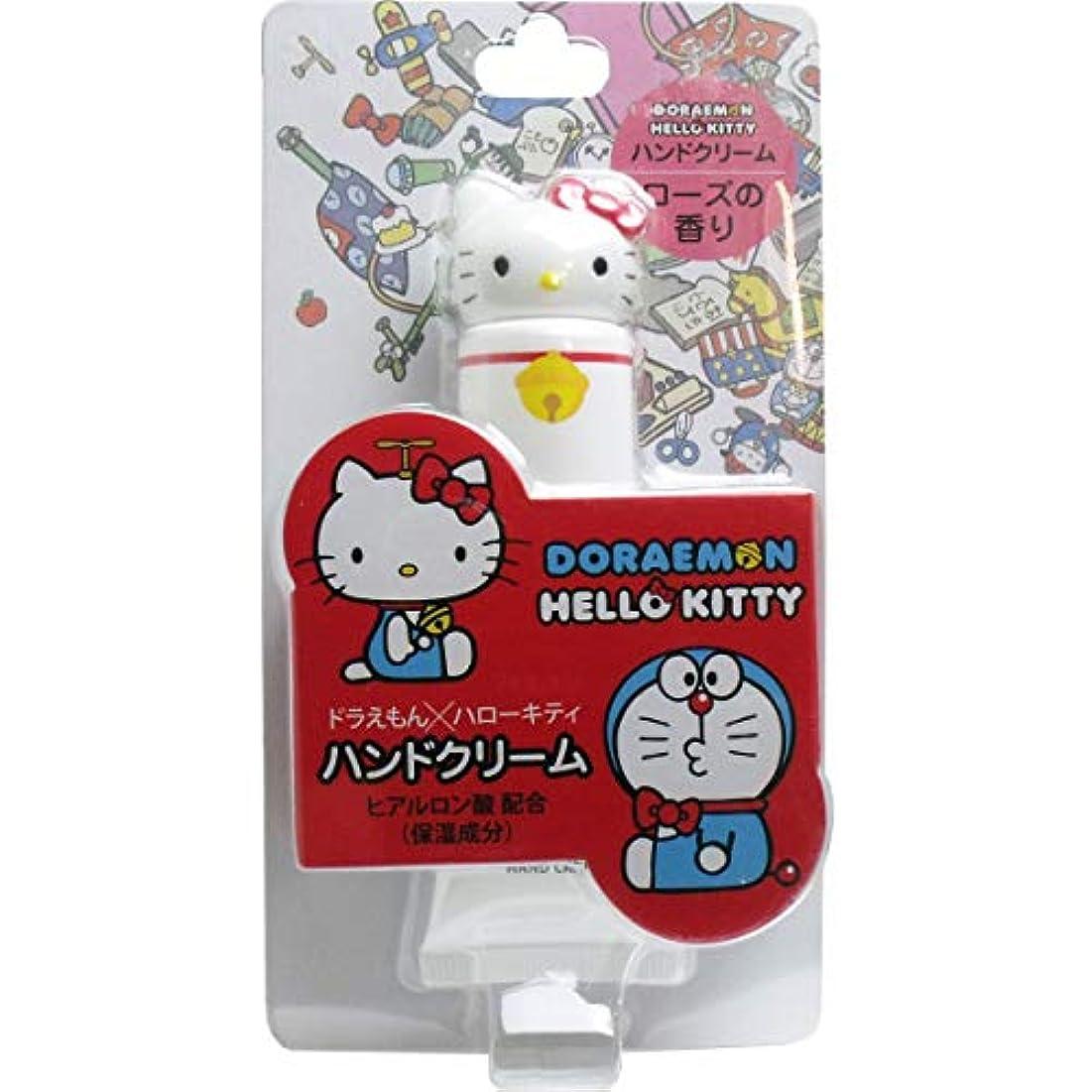 学校利益隠ハローキティ ハンドクリーム ローズの香り 30g(単品)
