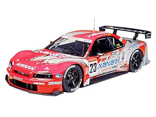 1/24 スポーツカー No.268 1/24 ザナヴィ ニスモ GT-R (R34) 24268