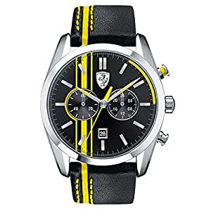 SCUDERIA FERRARI  スクーデリア・フェラーリ 腕時計 0830235 クロノグラフ (正規品)
