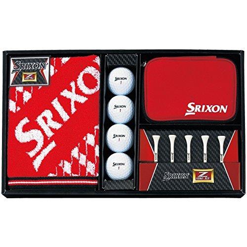 DUNLOP(ダンロップ) SRIXON Z-STAR XV ボールギフト GGF-F4023