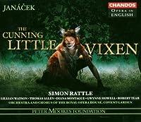 Cunning Little Vixen by WOLFGANG AMADEUS MOZART (2003-10-21)