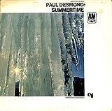 SUMMERTIME(USプレス SP3015)[ポール・デスモンド][LP盤]