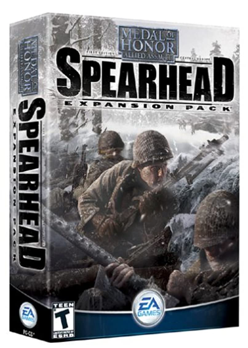 ちょっと待って木液化するMedal of Honor Allied Assault Spearhead Expansion Pack (輸入版)