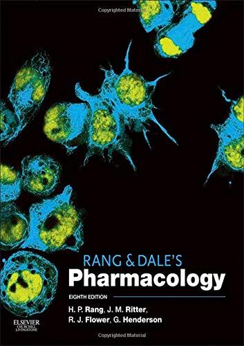 Download Rang & Dale's Pharmacology, 8e 0702053627