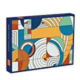 Frank Lloyd Wright Foundation Hoffman House Rug Design 1000 Piece Puzzle (Jigsaw Puzzles)