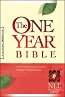 One Year Bible: Arranged in 365 Daily Readings, New Living Translation