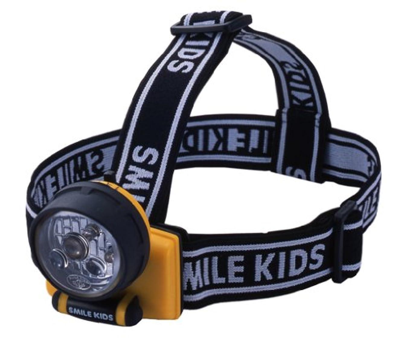 ソーダ水スープ解放スマイルキッズ(SMILE KIDS) 3LEDヘッドランプ ACA-4302