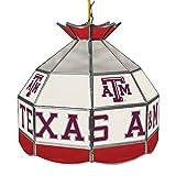 テキサスA&M大学のステンドグラスティファニーランプ - 16インチ