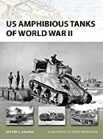 US Amphibious Tanks of World War II (New Vanguard)