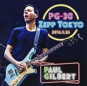 PG-30 ライヴ・アット・Zepp Tokyo 2016
