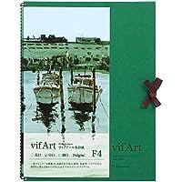 マルマン スケッチブック ヴィフアール水彩紙 中目 F4 S24VA 5冊組み