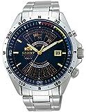 [オリエント]ORIENT 腕時計 自動巻 万年カレンダー ブルー 海外モデル 国内メーカー保証付き SEU03002DH メンズ