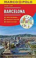 Marco Polo Barcelona City Map (Marco Polo City Maps)
