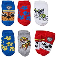 [Paw Patrol]Paw Patrol Toddler Socks 2T4T LYSB015GY356K-TOYS [並行輸入品]