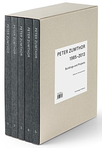 Peter Zumthor 1985-2013: Buildings and Projectsの詳細を見る