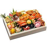 小樽きたいち 海鮮おせち 寿 特別仕様一段重 全23品 12月30日(土)着のみ