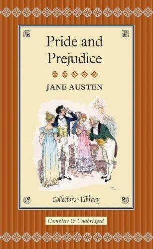 Pride and Prejudice (Collector's Library)