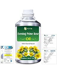 Evening Prime rose 100% Natural Pure Essential Oil 5000ml/169fl.oz.
