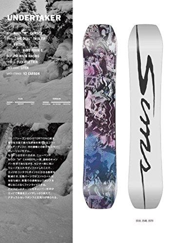 """[해외]17-18 모델 SIMS 심스 UNDERTAKER 더블 캠버 SNOWBOARD 스노우 보드 정품 보증서 첨부 """"THE DUAL""""TWIN TIP 듀얼 트윈 판/17-18 model SIMS Sims UNDERTAKER double camber SNOWBOARD snowboard regular goods with written guarantee &quo..."""