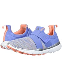 (アディダス) adidas レディースゴルフシューズ?靴 Climacool Knit Chalk Purple/Chalk Blue/Chalk Coral 9 (26cm) B - Medium