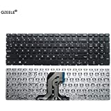 US Laptop Keyboard for HP Notebook 15-AC 15-AF 15Q-AJ 250 G4 G5 255 G4 G5 256 G4 G5 15-AY 15-BA 813974-001 Without Frame