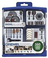 Dremel (ドレメル)710-08 All-Purpose Rotary Accessory Kit, 160-Piece [並行輸入品]