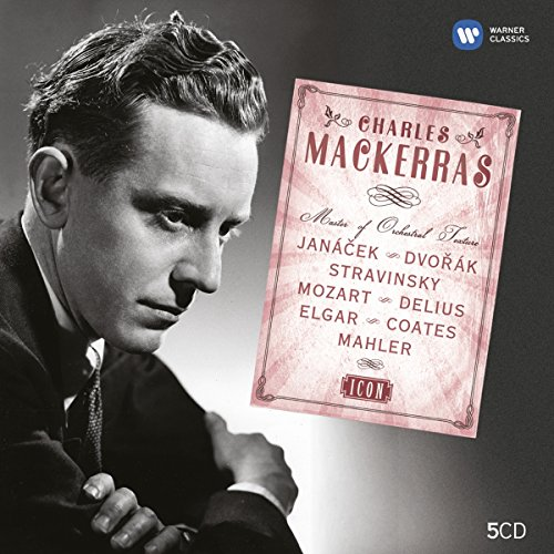 Icon: Charles Mackerras/5cd Boxset