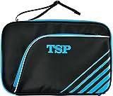 ティーエスピー(TSP) 卓球 ラケットケース プログレスケース 040507 ブルー(0120)