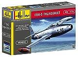 エレール 1/72 F-84G サンダージェット FF0278 プラモデル