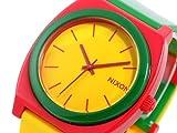 ニクソン NIXON タイムテラーP TIME TELLER P 腕時計 A119-1114 RASTA ラスタ