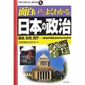面白いほどよくわかる日本の政治―国会、政党、官庁 政治の「現在」がみるみるわかる (学校で教えない教科書)