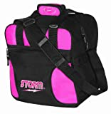 Stormソロボーリングバッグ ボール1個用 ピンク