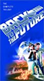 Back to Future: Complete Trilogy [VHS] [Import]