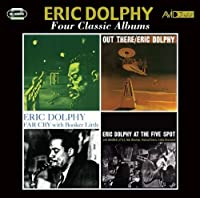 4 Classic Albums by ERIC DOLPHY