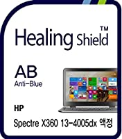 Healingshield スキンシール液晶保護フィルム Eye Protection Anti UV Blue Ray Film for Hp Laptop Spectre X360 13-4005dx