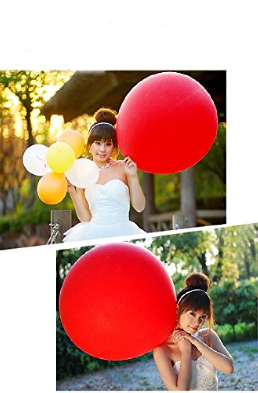 イベントの演出に 風船 超巨大風船!! ビッグバルーン お得な9色セット パーティ イベント クリスマス 結婚式 レクレーション 運動会に!